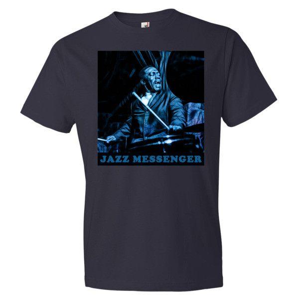 Art Blakey - Jazz Messenger Jazz Short sleeve t-shirt