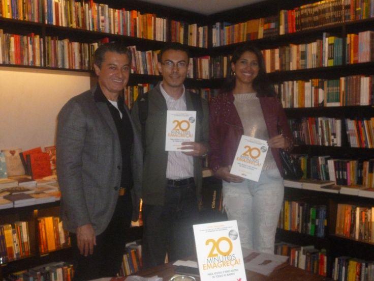 Dr. Wilson Rondó Jr. e a equipe da revista AG Rural.