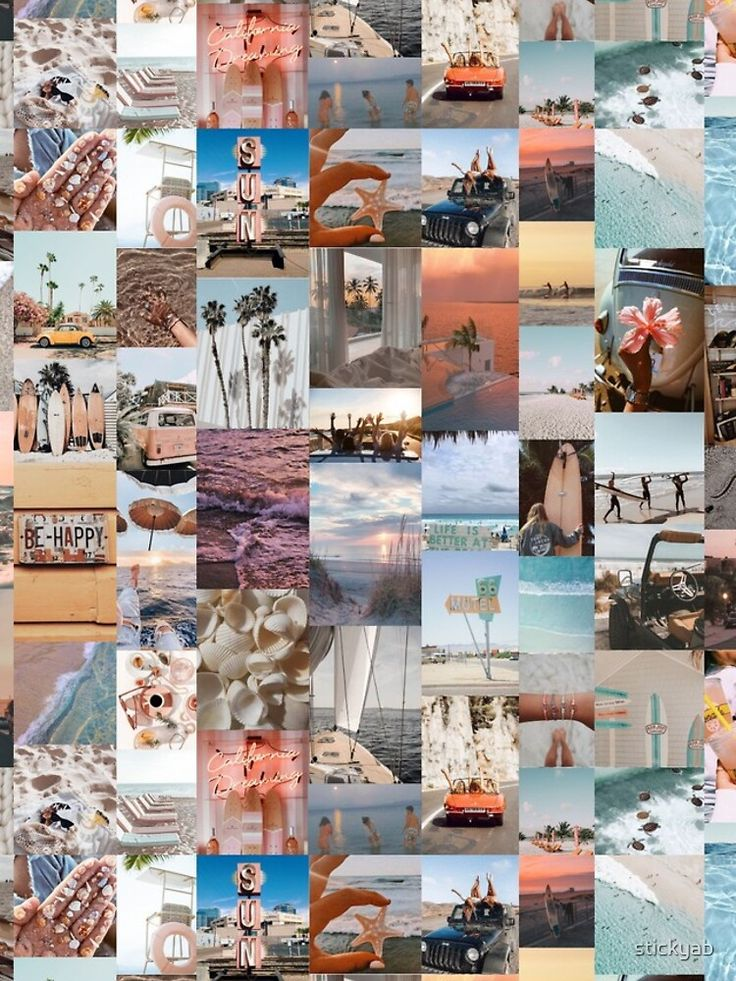 collage aesthetic vibe iphone case redbubble bedroom soft wallpapers backgrounds walls phone anime