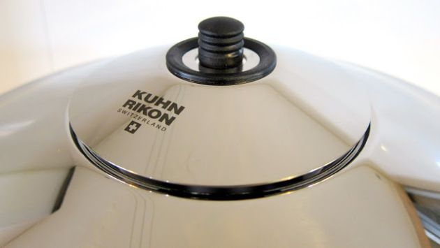 Kuhn Rikon Pressure Cooker Review - it's the Mercedes of pressure cookers!