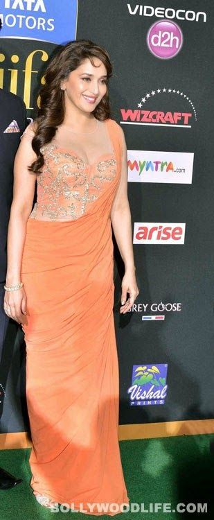 Madhuri Dixit Sexy Pictures from IIFA Awards 2014 | HotNews247