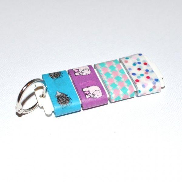 washi pásky mini set školní