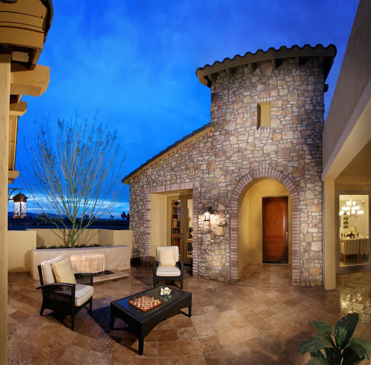 Robson ranch az model homes