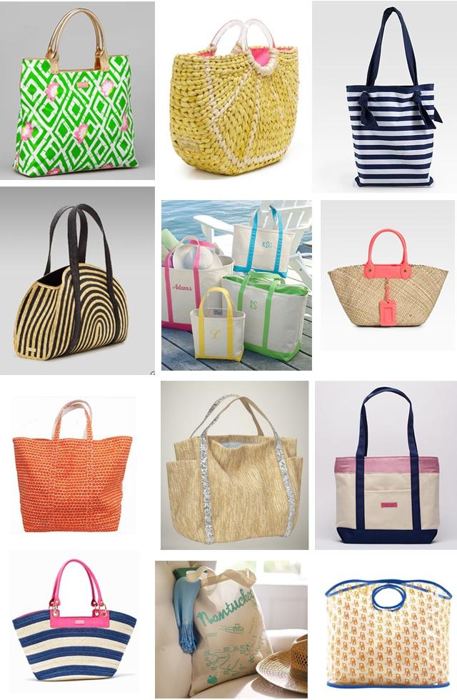 Beach Bags/Totes