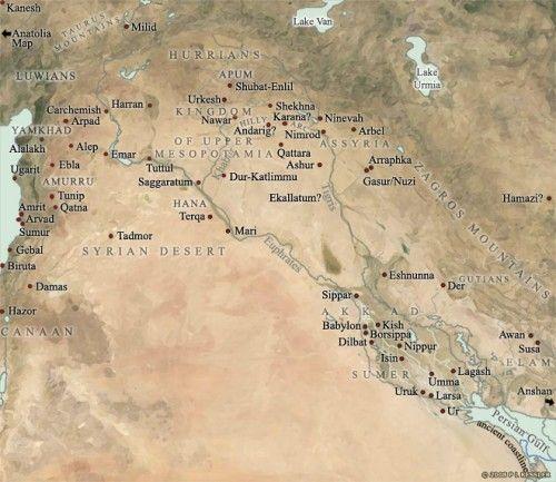 Mesopotamia -- Ancient History Encyclopedia