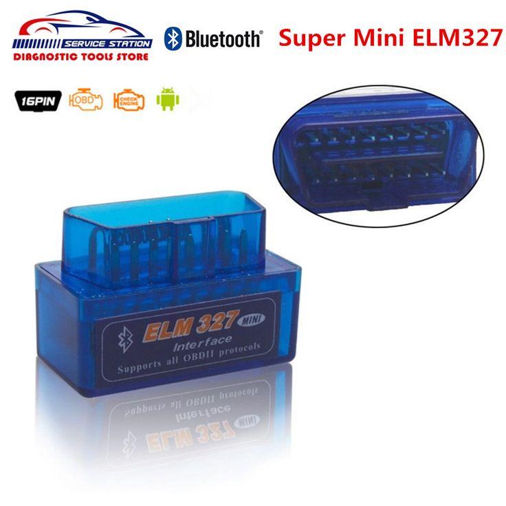 El colmo recomienda super mini elm 327 en android obd2 coche escáner mini elm327 bluetooth obd2 soporte protocolos con alto rendimiento