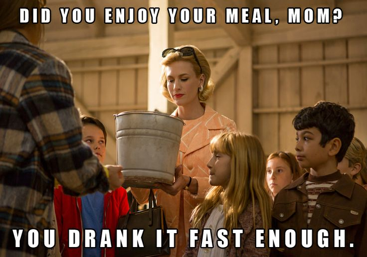 Get your daily dose of Mad Men through the best memes