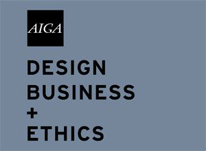 AIGA Design Business & Ethics - Free download, encouraged to use but with proper attribution to AIGA