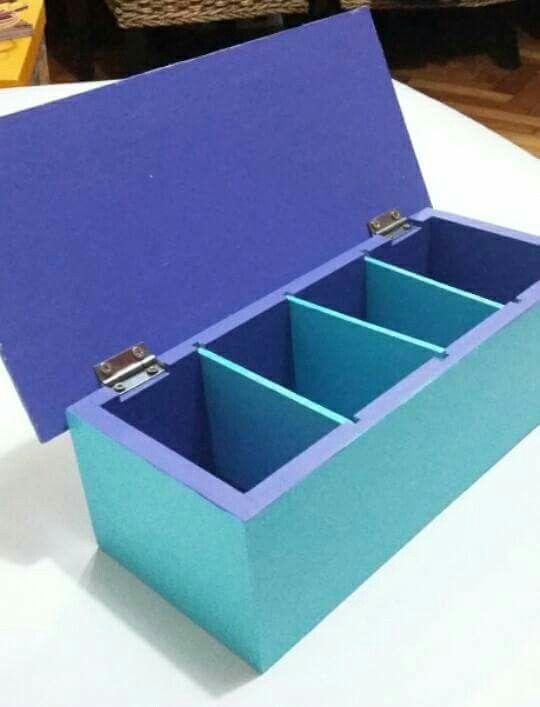 Interior caja Solci