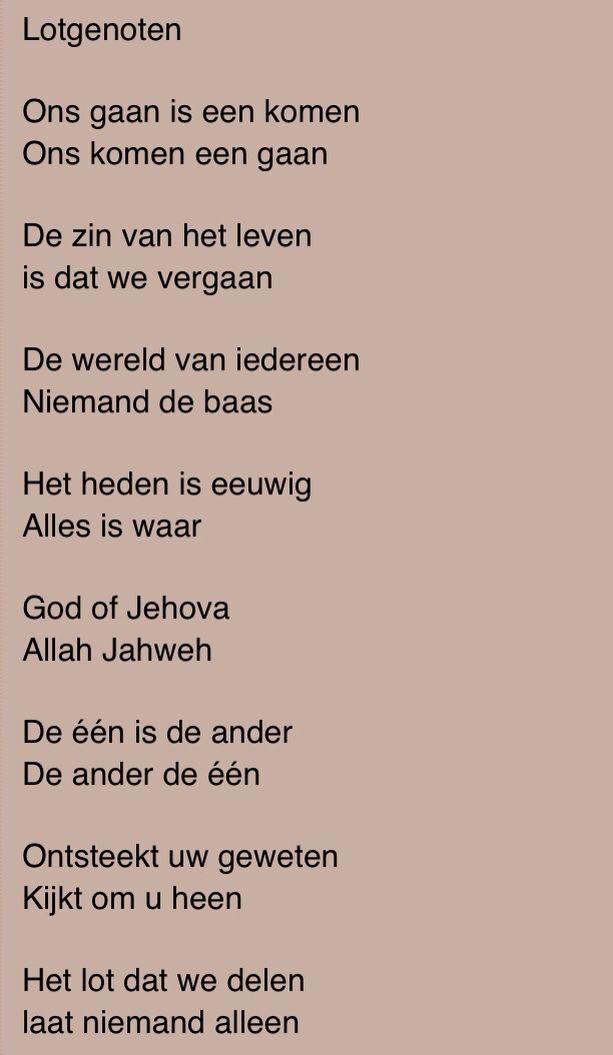 Lotgenoten - Jules Deelder