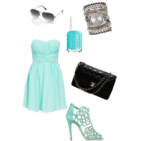 A fashion look from March 2015 featuring Oscar de la Renta sandals, Chanel shoulder bags and Sara Designs watches. Browse and shop related looks.