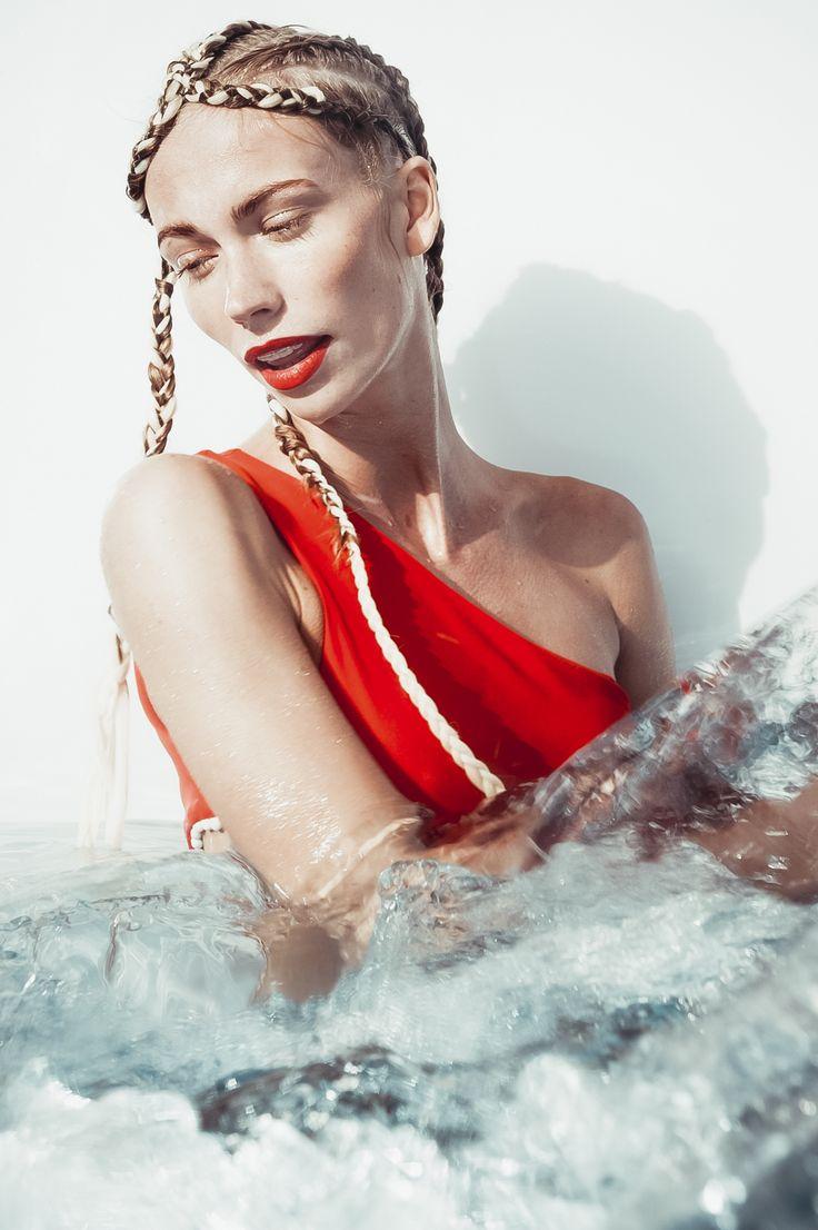 fashion editorial for weareonemag photographer - Juliet Dunne Makeup - Sharon Drugen Hair - Yvette Asif