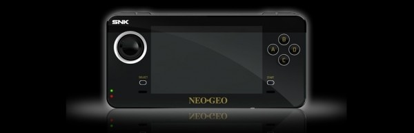 New portable Neo Geo X, coming this year.