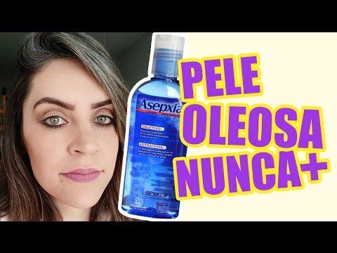 Resenha: Adstringente Asepxia - Loção para pele oleosa - YouTube