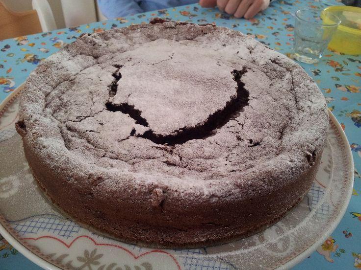 Koken als Caartje: Chocoladetaart met earl grey