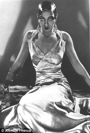 Josephine Baker was known as 'Black Venus'