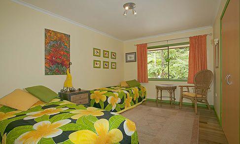 Lumholtz Lodge - Twin single room  | Atherton Tablelands | Queensland | Australia