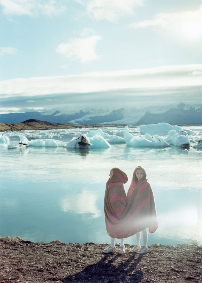 Ariko Inaoka's photographs of devoted Icelandic sisters – in pictures