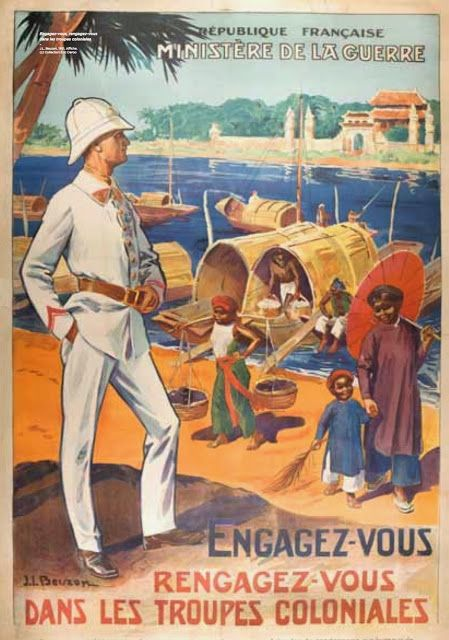 The Bourricot - الحمار: Army Museum: Exhibition Indochina, territories and men 1856-1956