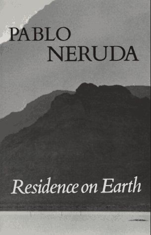 Neruda is one of my favorite poets. Gorgeous poetry.