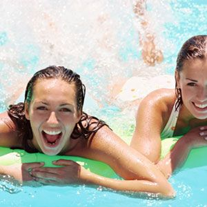 Stay Cool: Ways to Tone Up in the Pool - www.fitsugar.com