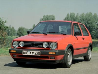 1986 VW Golf GTI