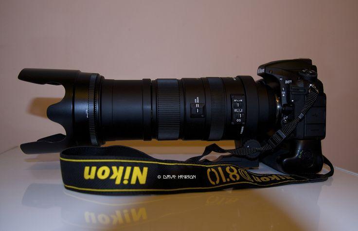 Nikon D-810 awesome bit of kit