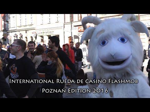 International Rueda de Casino Flashmob | Poznań Edition 2016 - YouTube