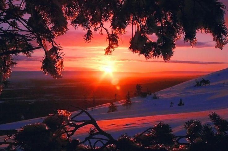 Verlaat Fins-Lapland voldaan en helemaal zen #finland