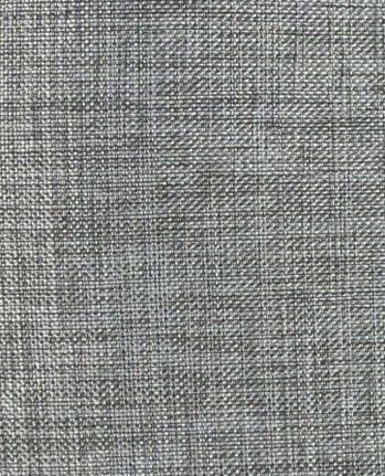 Luster Slate | This nubby rustic textured polyester fabric has a tightly woven burlap look in various shades of gray. Semi-metallic threads create a subtle sheen. Perfect for upholstery, draperies, cornices, padded headboards, pillows, etc. Medium drape. $14.98/yd