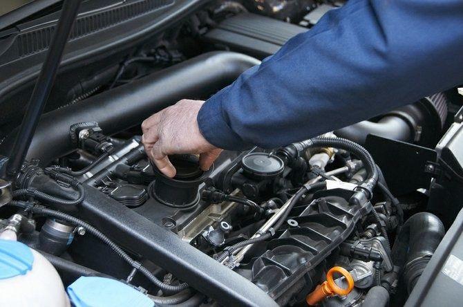 Perawatan Mobil Sehari-hari