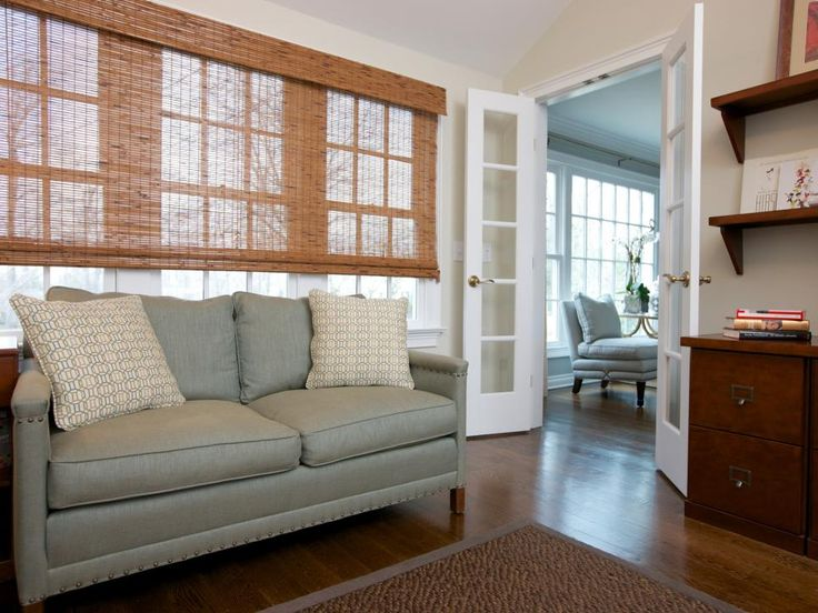 This small sitting area features a two cushioned transitional sofa in seafoam green and bamboo. 1000  ideas about Small Sitting Areas on Pinterest   Sitting area