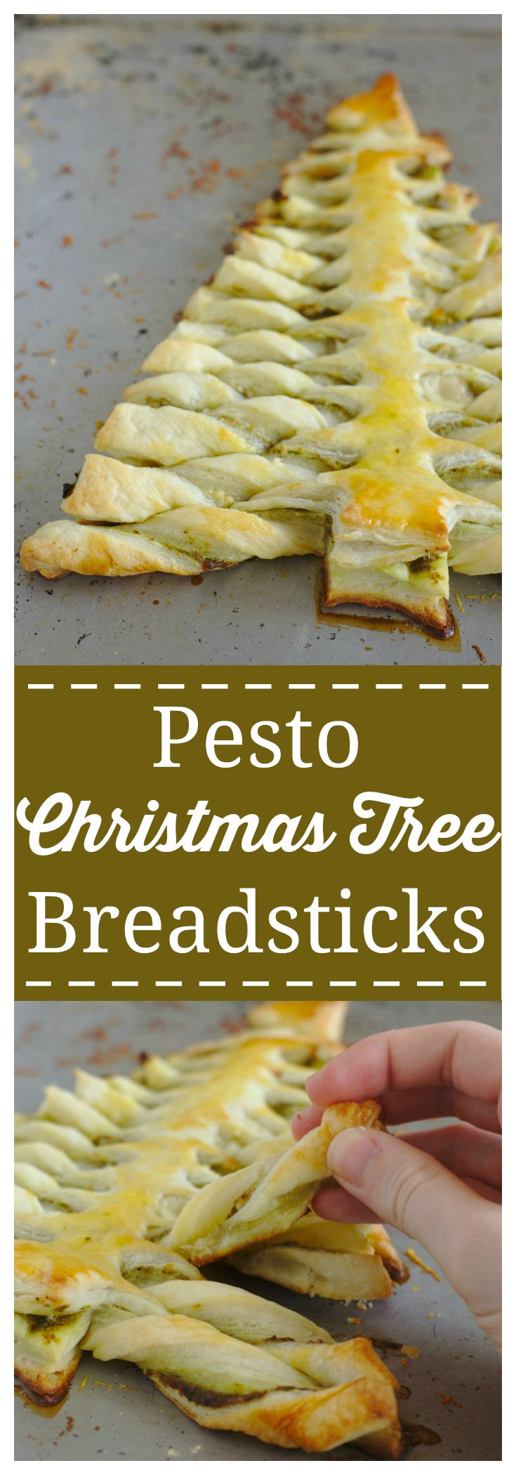 pesto christmas tree breadsticks an incredible appetizer perfect for a christmas party puff pastry