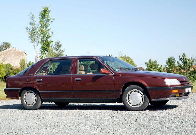 Renault 25 Limousine - 1985/1986