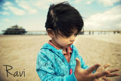 "A Hindi name meaning ""sun,"" Ravi makes a unique but lovely baby name pick. #BabyCenter #BabyNames"