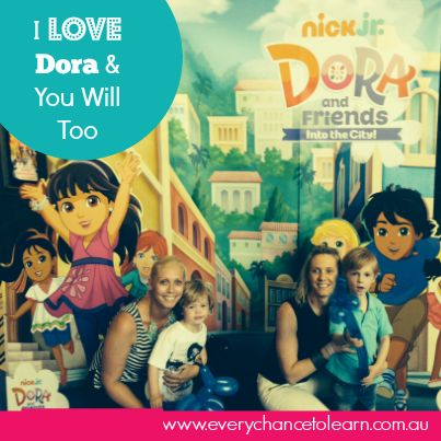 Why I Love DORA and You Can Too
