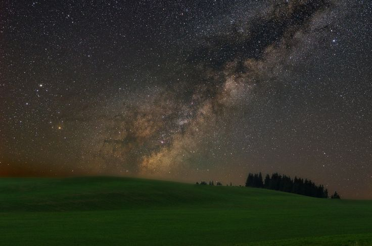 Pod hviezdami