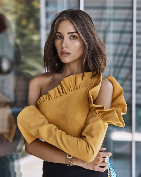 """65.4k Likes, 433 Comments - Olivia Culpo (@oliviaculpo) on Instagram: """"More from my new cover shoot with @thearcadiaonline out now ✨✨✨ @MonichaTully @JayXBest…"""""""