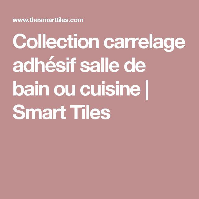 1000 id es sur le th me carrelage adhesif sur pinterest smart tiles carrel - Ou trouver smart tiles ...