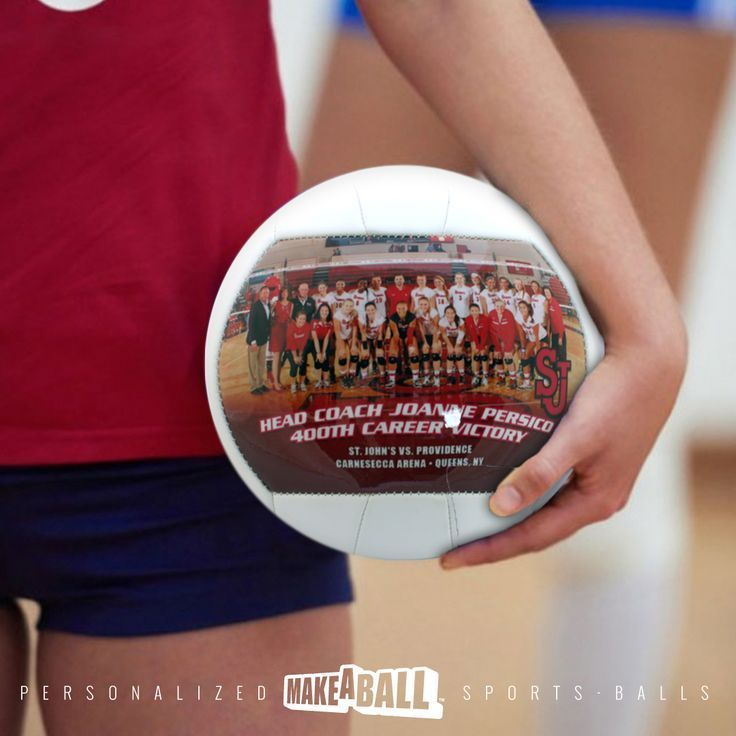 The Perfect End Of Season Or Good Luck Team Gift Custom Volleyball Gifts For Players For Teamm Volleyball Gifts Customized Sports Gifts Personalized Sports