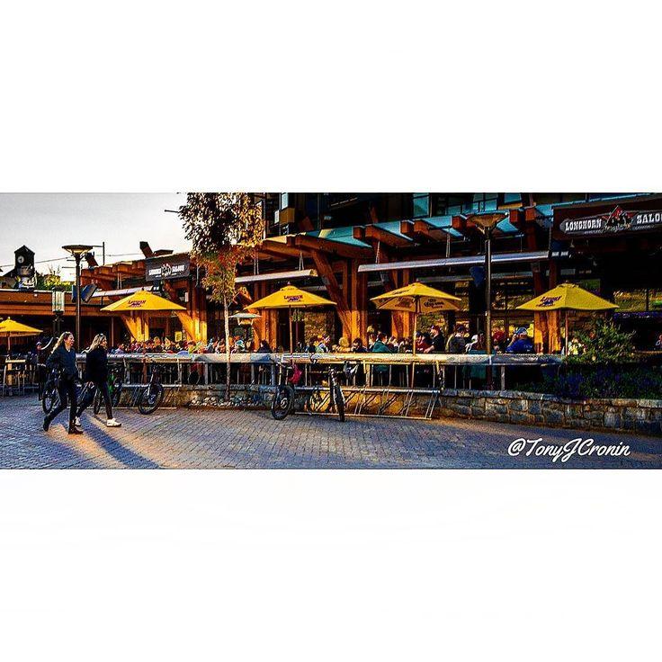 Sunset Longhorn Saloon Whistler.  #PentaxK3#Sigma1020 #Canada150 #ig_color #adorablecanada #imagesofcanada #travelalberta #Canada150 #hptravelgram #huffpostgram #forbestravelguide #mytinyatlas #TravelwithanInsider #topstreetphoto #vsco #bbctravel #fromwhereistand #guardiantravelsnaps #IamATraveler #wanderlust #twelveskip #viewbugfeature