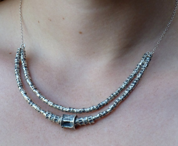 Sea Queen Choker Necklace by LittleBuffaloDesigns on Etsy, $275.00