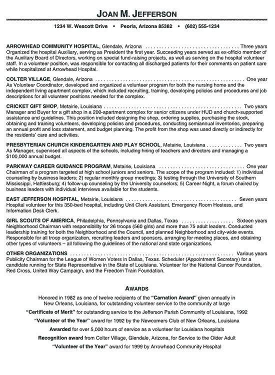 Best buy resume application volunteer