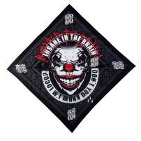 Blood In Blood Harlekin Bandana Black