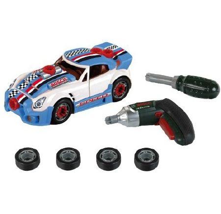 Bosch mini autószerelő készlet elektromos csavarozóval | Pandatanoda.hu Játék webáruház