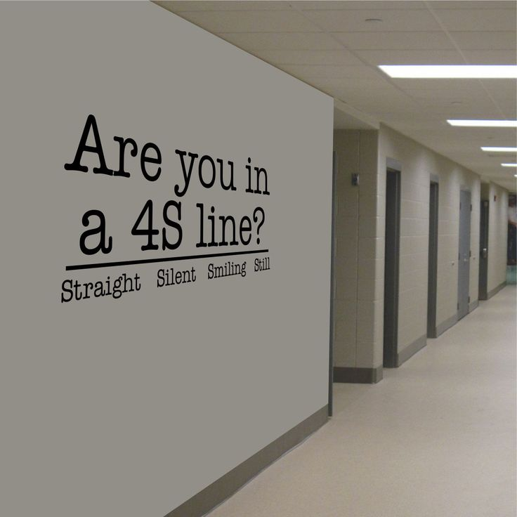 elementary school 4s line 4s line elementary schools on wall decals id=69924