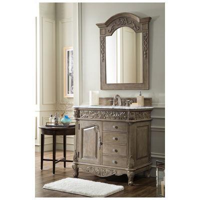 Pics On Best Deal James Martin Monte Carlo Single Bathroom Vanity Empire Gray