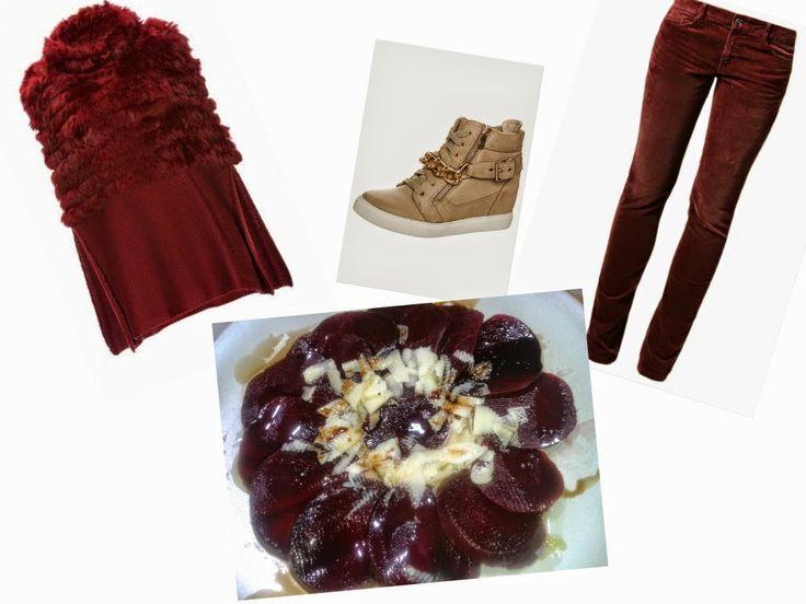 Carpaccio di rape rosse e lo shopping!!! - Italian Food And Style