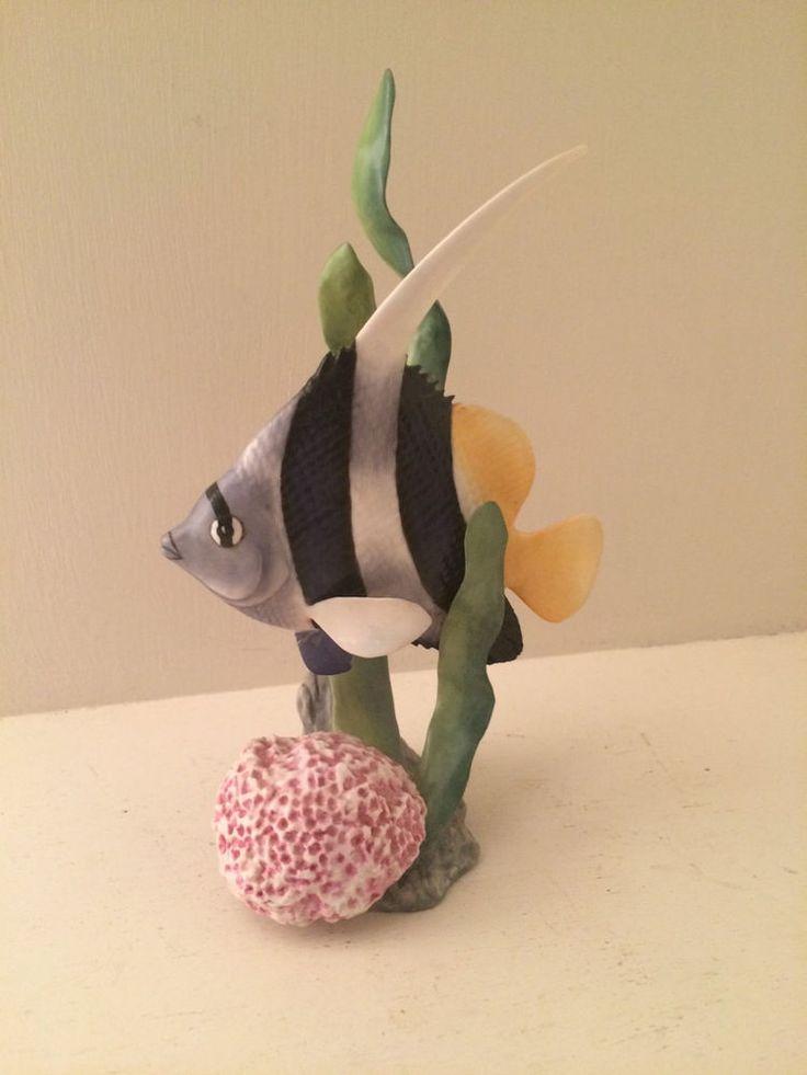 Best boehm porcelains figurines plates flowers