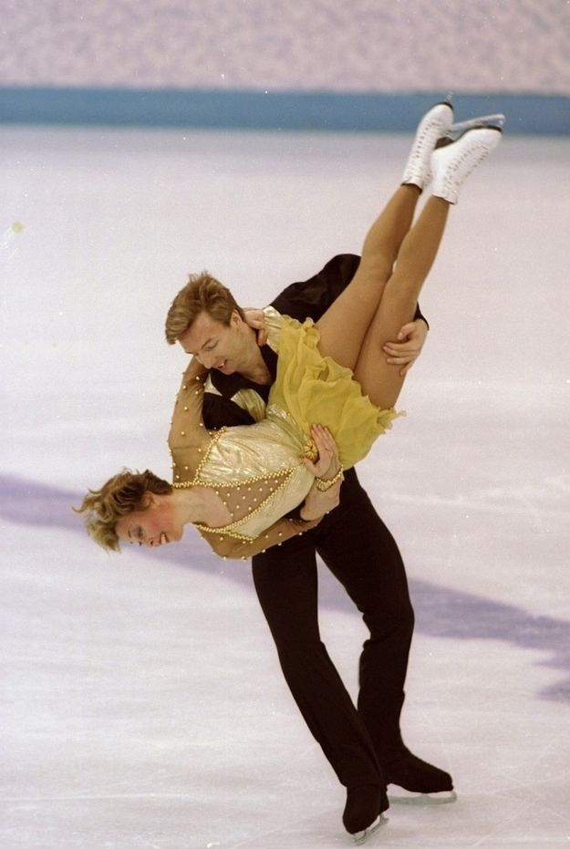 283 best torvill and dean ice skating images on pinterest ice the 30 most fantastic ice skating outfits of the 90s voltagebd Gallery